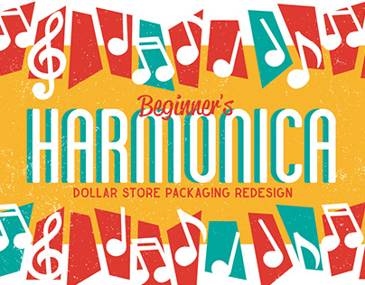 Toy Harmonica Packing Redesign