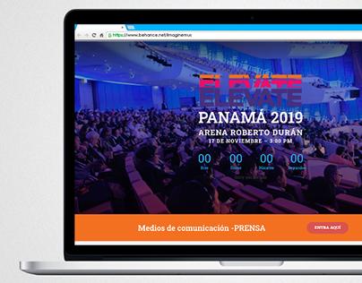 Elevate Panamá 2019