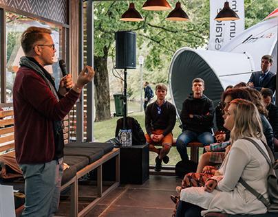 LAMPA Conversation festival 2018 | Cesis, Latvia