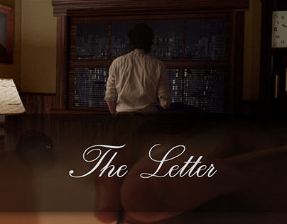 """The Letter"" - short film (+ VFX breakdown)"