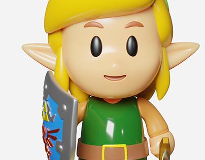 Link's Awakening Fan Art