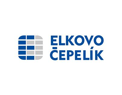 logo ELKOVO ČEPELÍK