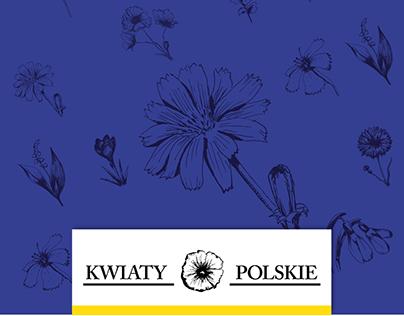 Kwiaty polskie | Polish flowers