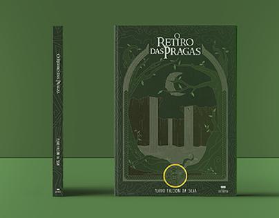 O Retiro das Pragas | Cover e Ilustrações