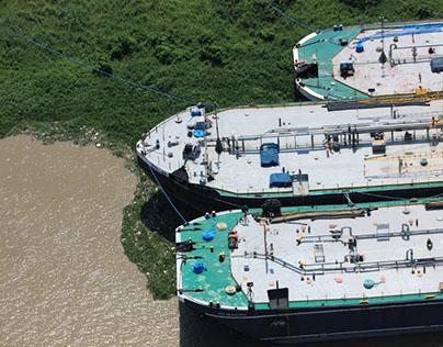 Barranquilla mar y rio