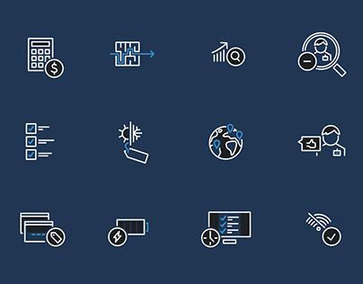 Ventrata Icon Set