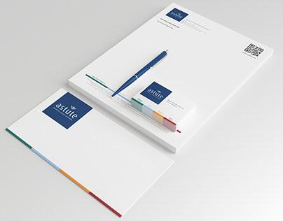 Astute Brand Architecture & CI evolution