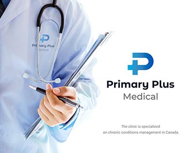 Primary Plus Medical Logo