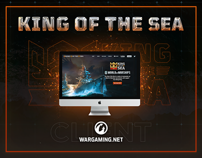 King Of The Sea, World Of Warships Tournament Website