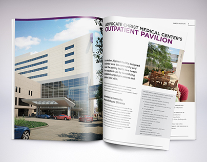 Outpatient Pavilion Opening Book