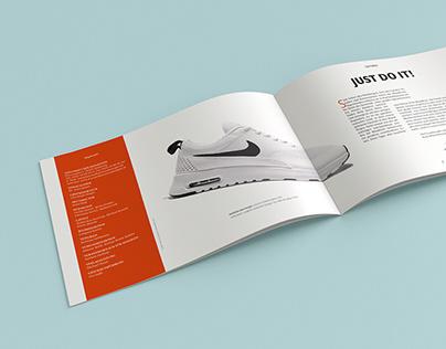 Editorial: Nike Kundenmagazin