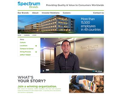 Spectrum Brands - Careers