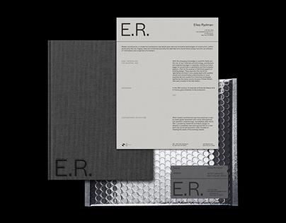 Elias Rydman ↳ Architect