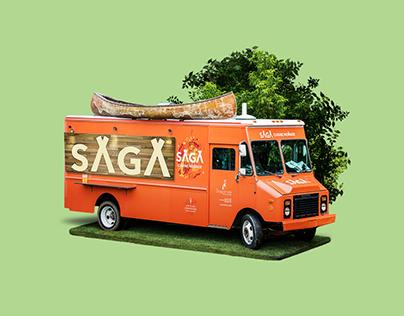 SAGA - cuisine nomade