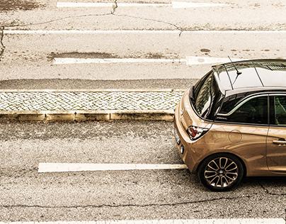 Opel ADAM: Transportation Photography for Ramp Magazine
