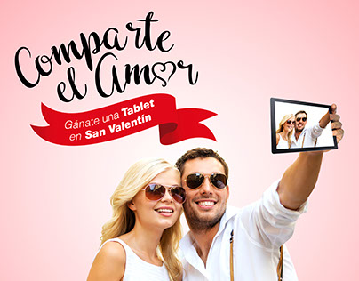 Artes gráficas para concurso San Valentín @Printcityetc