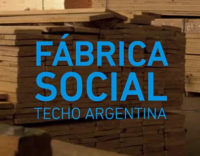 TECHO | Fábrica Social Spot