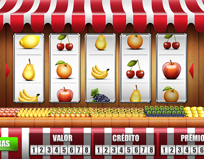 Fruit Game - Game para iOs & Android Device