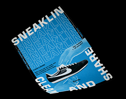 Sneaklin Poster Collective