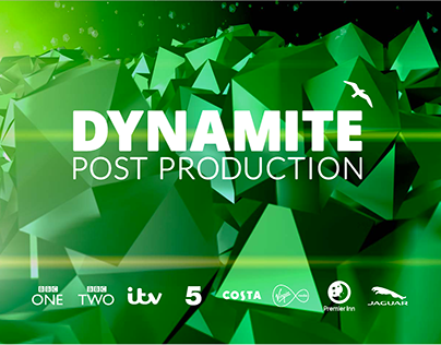 2016 website re-design Dynamite Pictures