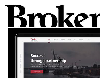 Broker Logistic, logo