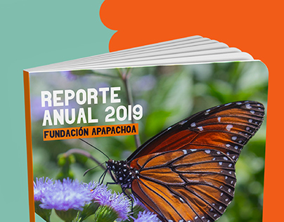 Memoria anual Apapachoa