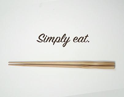 "TV // 2016 // ""Simply Eat"""