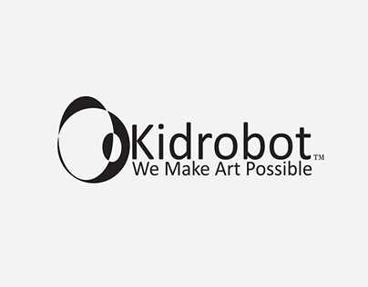 Kidrobot Rebrand
