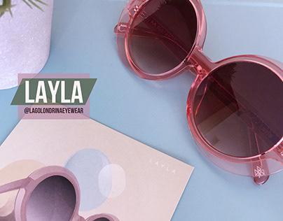 Diseño de gafas de sol para La Golondrina Eyewear