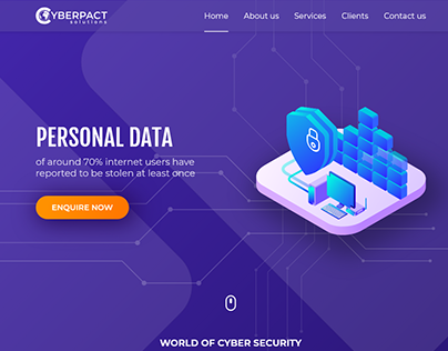 Cyberpact Website