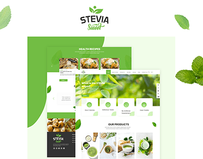 Stevia Website