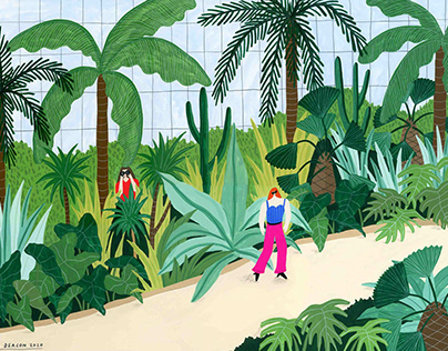 'It's a Jungle out there- Part of Salon 91's Group show