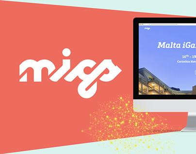 MiGS15 – Branding & Website