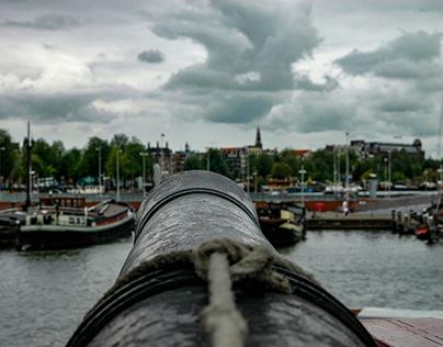 Amsterdam naval museum 2 (Nederland)