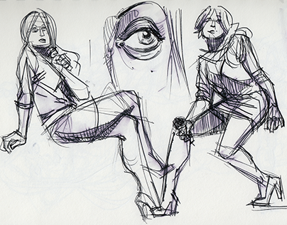 The Way Station Drink & Draw: March 2016