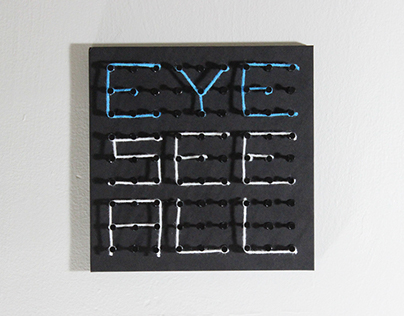 The Eye Stop Motion