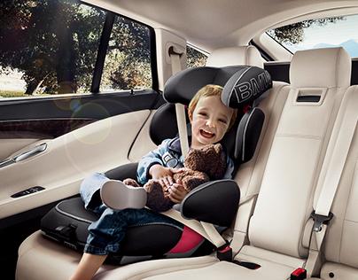 BMW Children Safety, BMW Cares Motion