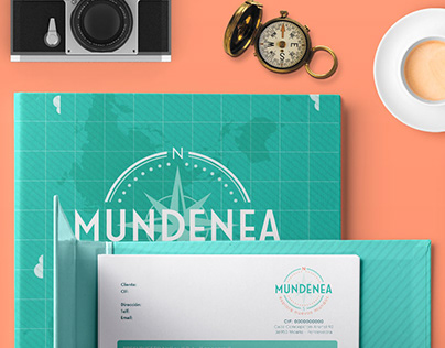 Mundenea · Branding & Communication