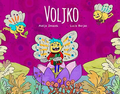 Voljko. Children book.