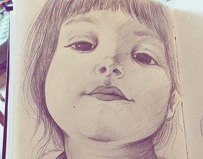 SHE | Quick Sketches & some of her drawings