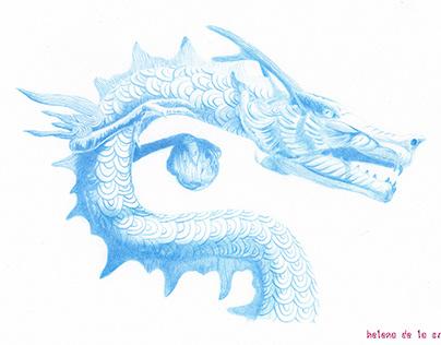 Marahlago illustrations