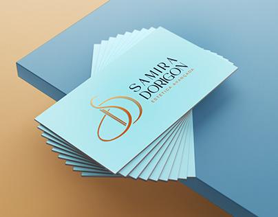 Identidade Visual- Samira Dorigon