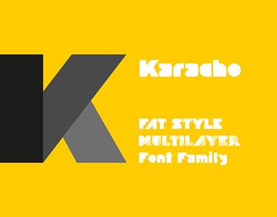 Karacho Font Family