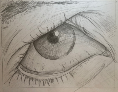 Basic Drawing Cyclops 3/27/20