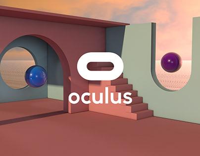 OCULUS VR - Spot