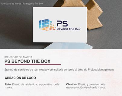 Creación de marca PS Beyond The Box