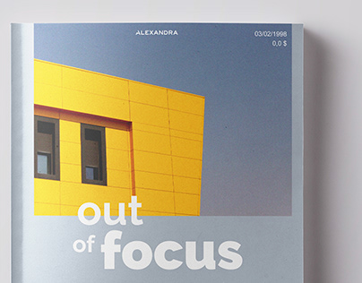 Out of Focus- Photo Magazine