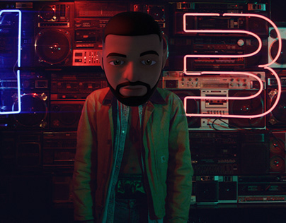 Drake Animoji - NOWADAYS Music Video, 2019