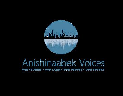 Anishinaabek Voices Logo