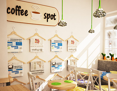 Coffee Spot / Design